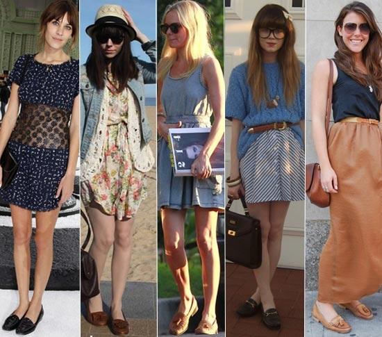 sapato-mocassim-feminino-com-que-roupa-usar